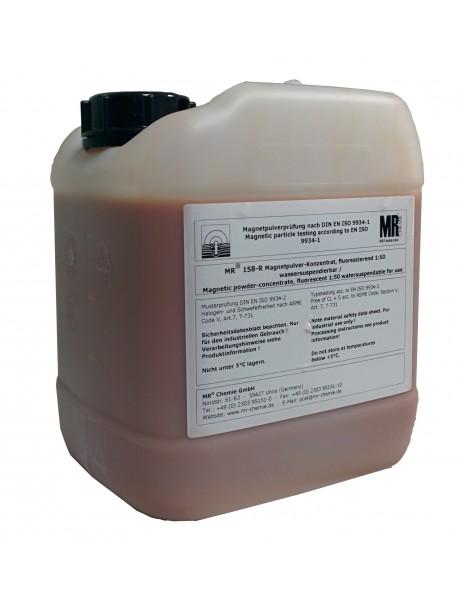Concentrato di polvere magnetica fluo